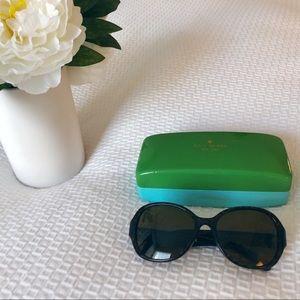 Kate Spade sunglasses + case